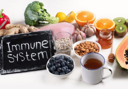 Immune system, chronic pain and low energy